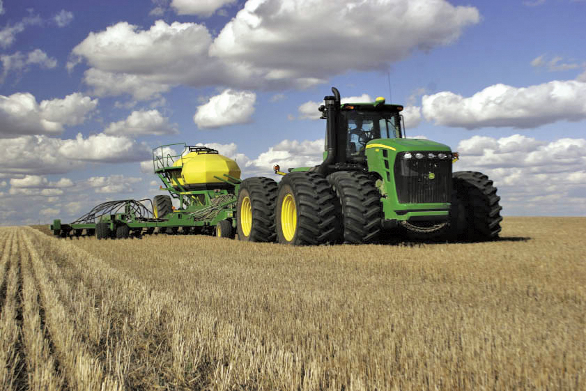 Ahead Of The Curve Autonomous Tractors Are On The