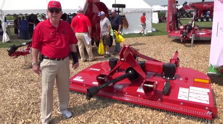 Bush Hog Introduces New 3308 Rigid Deck Cutter | Farm Equipment