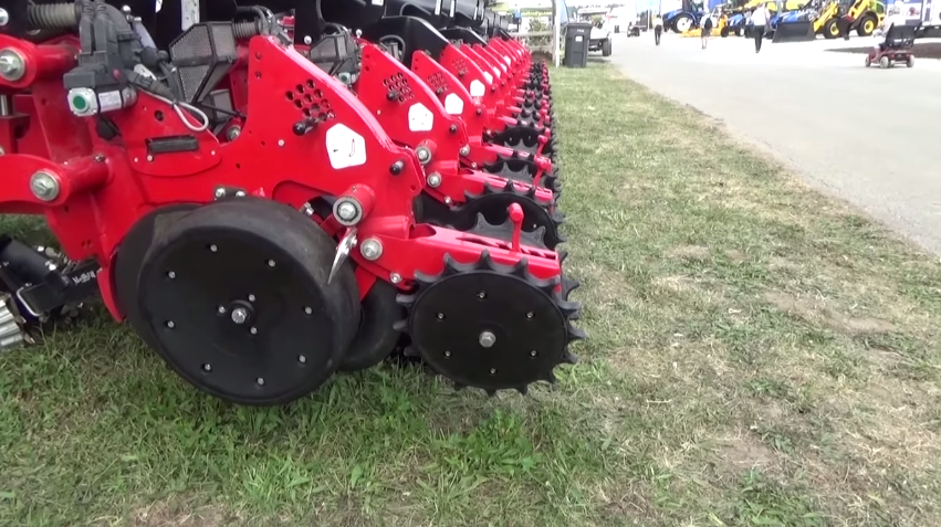 Horsch Maestro Now Available As A Split Row Planter Farm Equipment
