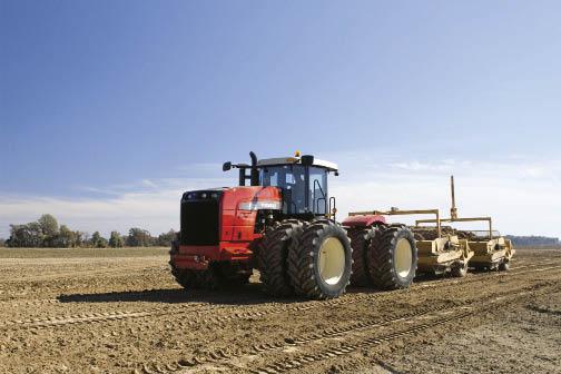 Moving The Earth Farm Equipment