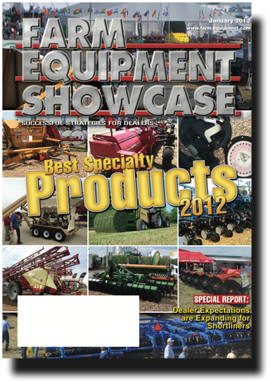 January 2012 Showcase Issue