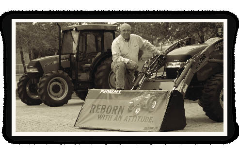 "Among Jim Irwin's proudest moments was the re-establishment of the International Harvester's Farmall brand at a dealer meeting in Orlando in 2004. ""Some in the new CNH organization didn't know the true value or emotional attachment Farmall had, but the dealers did. There was hardly a dry eye in the house."""