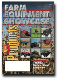 Farm Equipment June 2012 Showcase Issue Cover