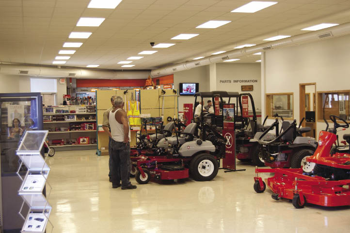 Case Tractor Showroom : Dealership of the year johnson tractor farm equipment