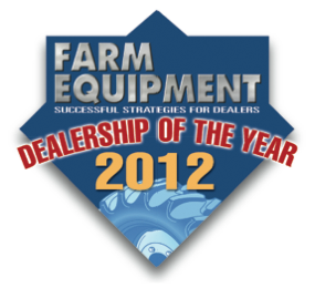 Dealership of the Year 2012