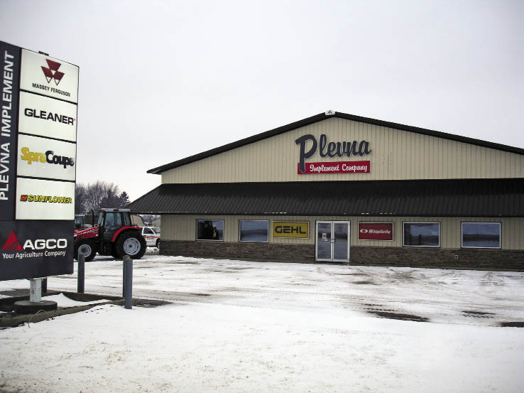 The new store that Plevna Implement acquired in Nappanee, Ind., 75 mile north of its main store in Plevna, will not only increase the dealership's sales territory, but it will also open new market segments in hay tools and other equipment related to serving dairies in the region.