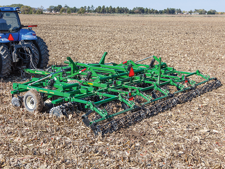 Tillage cover