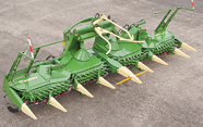 Krone North America EasyCollect 603 Row-Independent Corn Head
