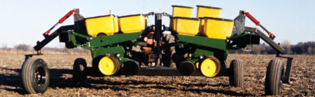 The Rear Fold Planter And The Battle That Ensued Farm Equipment