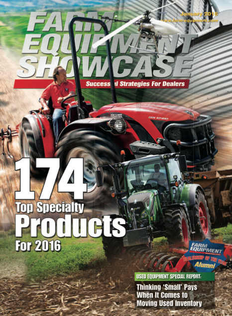 January Showcase 2016 cover