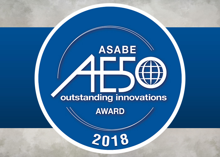 AE50 Awards Highlight Ag Machinery Innovations