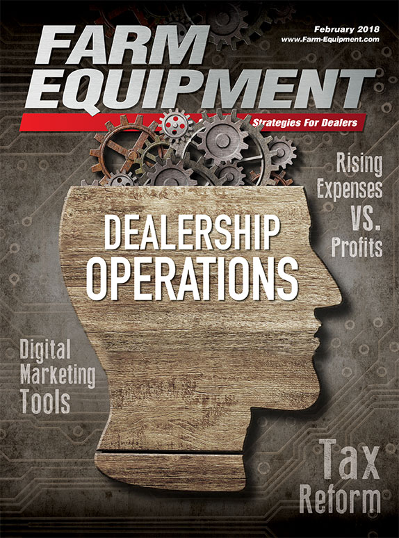 Farm Equipment Magazine