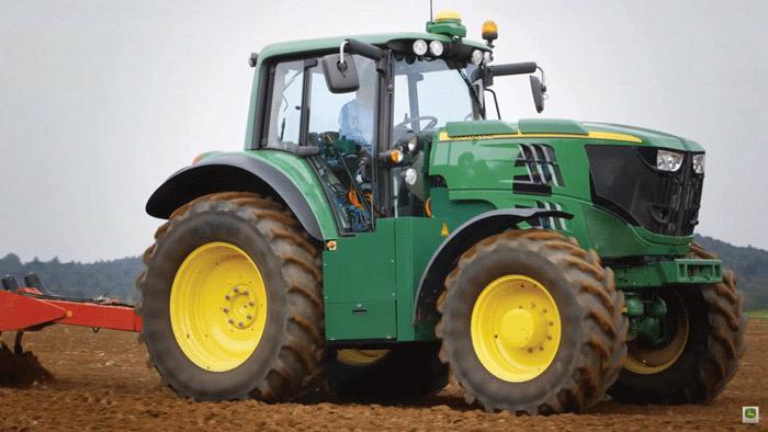 Farm Tractor Electronics : Is diesel s half century farm reign ebbing