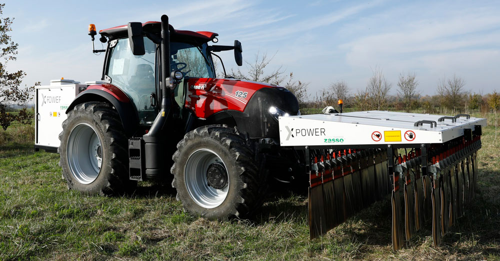 Ahead of the Curve: Alternative Weed Control Hints of