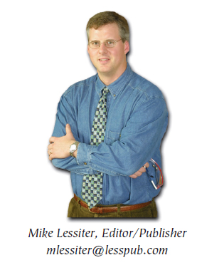 Mike Lessiter Editorial Pic