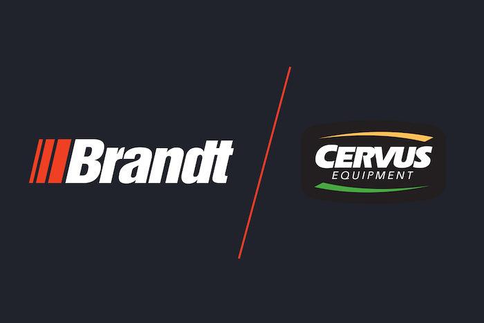 Brandt Tractor Acquires Cervus Equipment