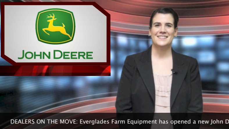 Deere Forecasts Tough Year Ahead