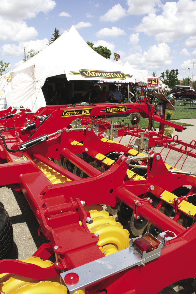 Seed Hawk Inc http://www.farm-equipment.com/pages/Western-Canada-Farm-Progress-Show-Illustrated.php