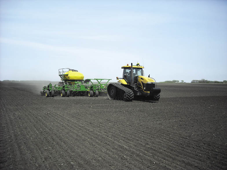 "Because its products are ""color blind"" and permit third-party components to work in an auto-steer-ready machine, many dealers have been able to use Reichhardt's electronic products to sell iron."
