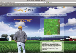 Altorfer Ag Products recently added RTK correction subscriptions to its product offering.