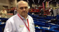 Ron Roglis and Smart-till at National Farm Machinery Show 2012