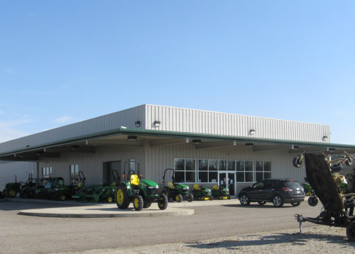 JD Equipment store