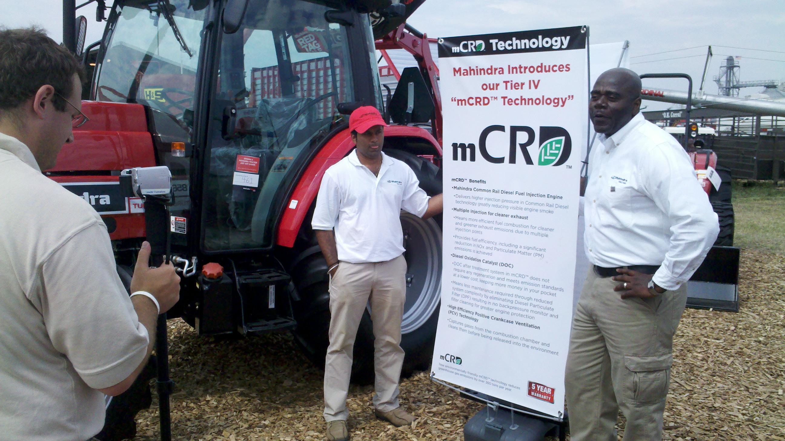 Mahindra 8560 Tractor