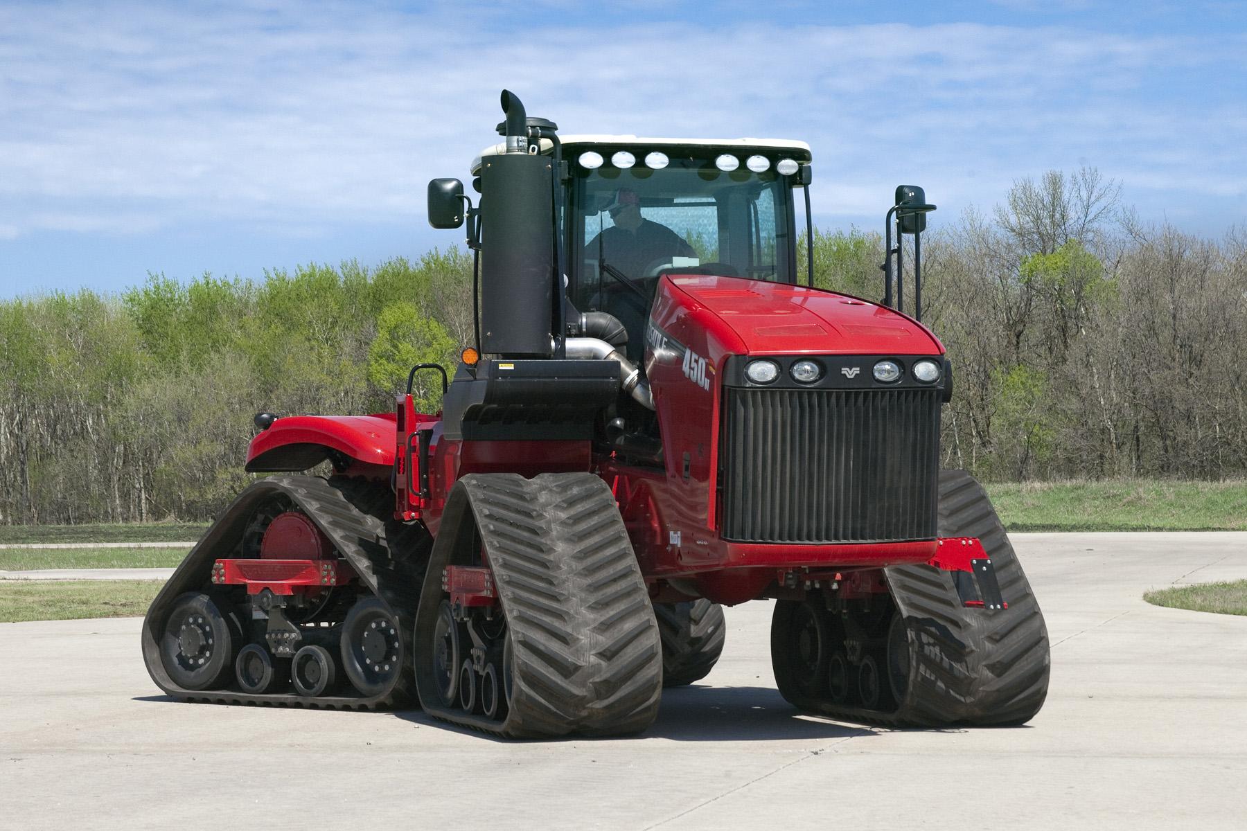 Tractor Track System : Farm equipment