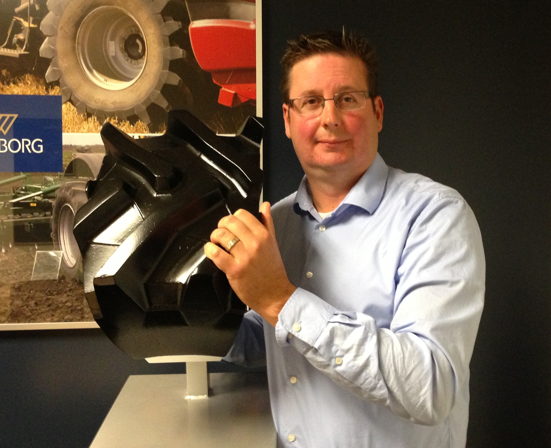 Trelleborg Announces New Midwest Sales Manager
