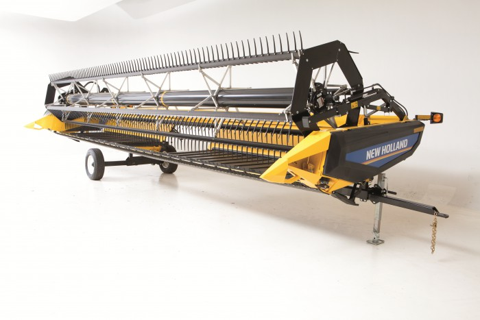 New Holland DuraSwath Headers Offer More Power, Faster Swathing