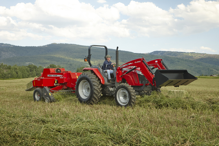 Hesston by Massey Ferguson Introduces the MF1840 Small