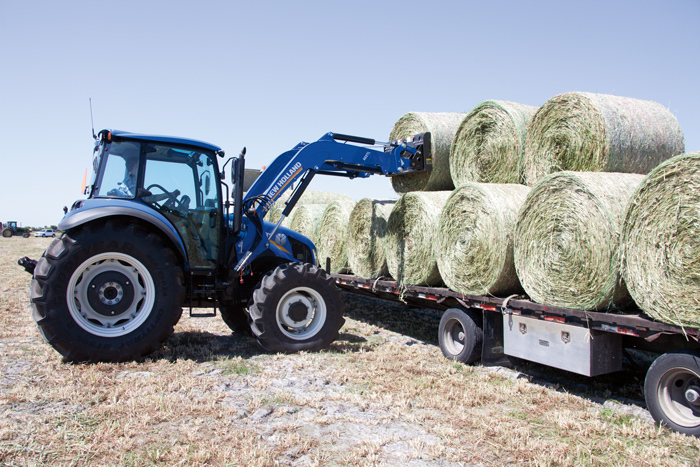 New Holland Launches the T4 Series Tractors, a New Generation of Utility Tractors