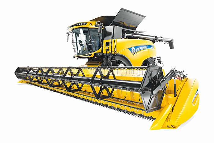 New Holland CR Combine Series