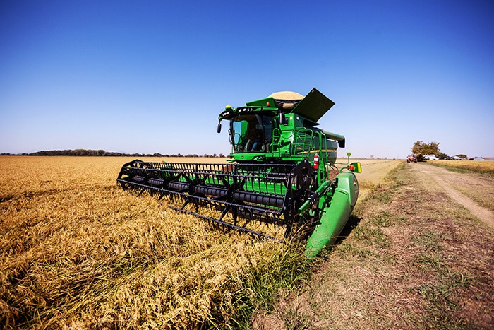 John Deere Introduces New Equipment to Harvest Tough Small