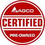 AGCO Certified Pre-Owned program