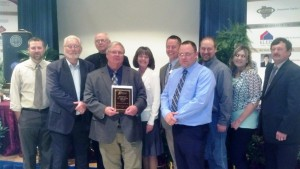 Vincennes Tractor 2014 Business of the Year