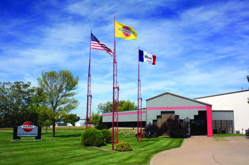 Hardi Investment in Davenport