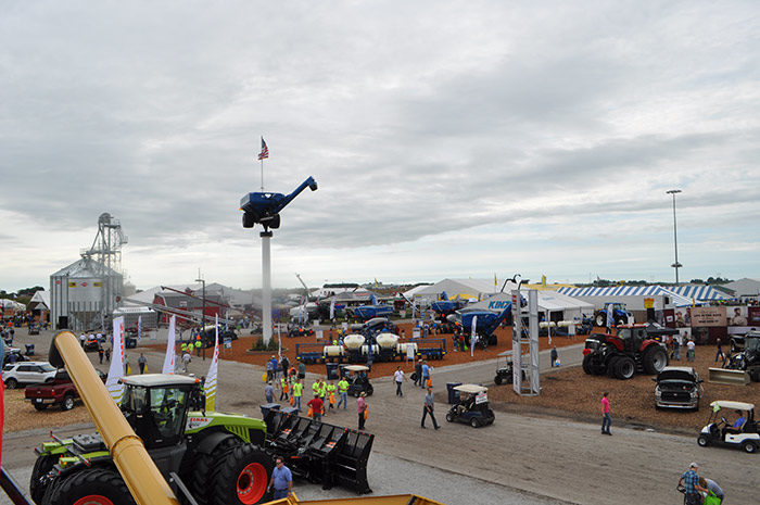 Farm Progress Show 2014