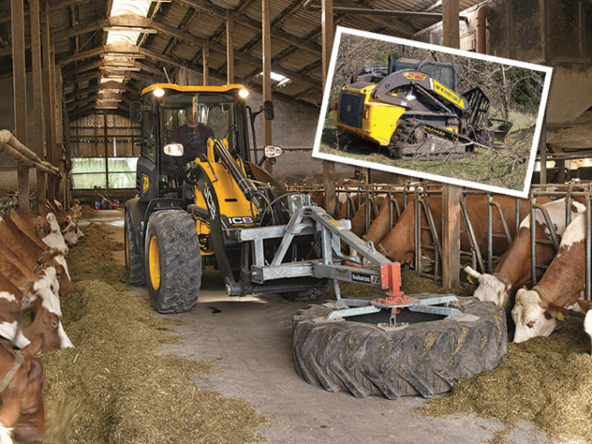 Farm Material Handling Equipment Provides Farmers Flexibility