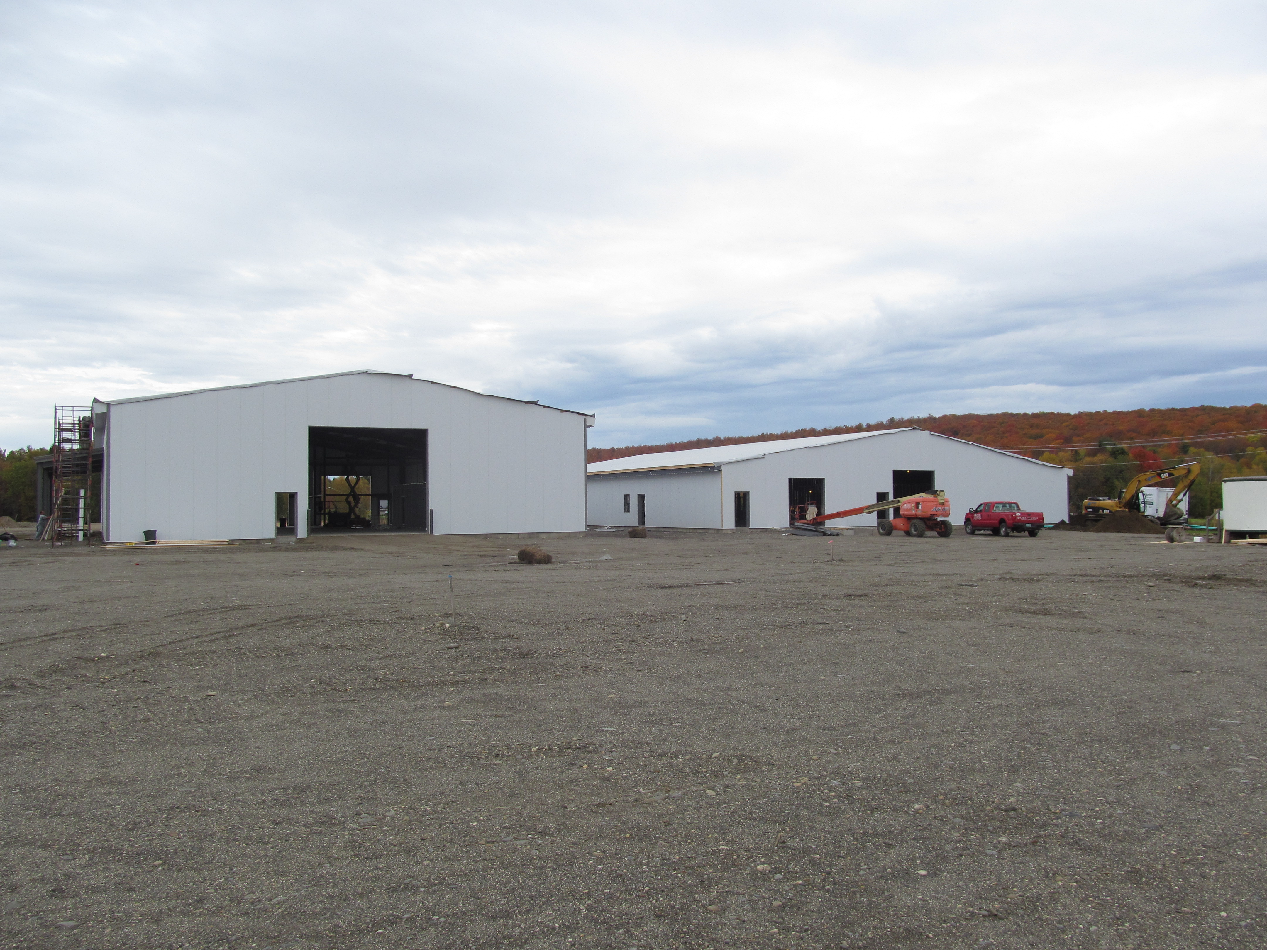 Champlain Valley Equipment's New Store