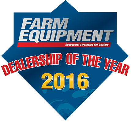 2016 Dealership of the Year
