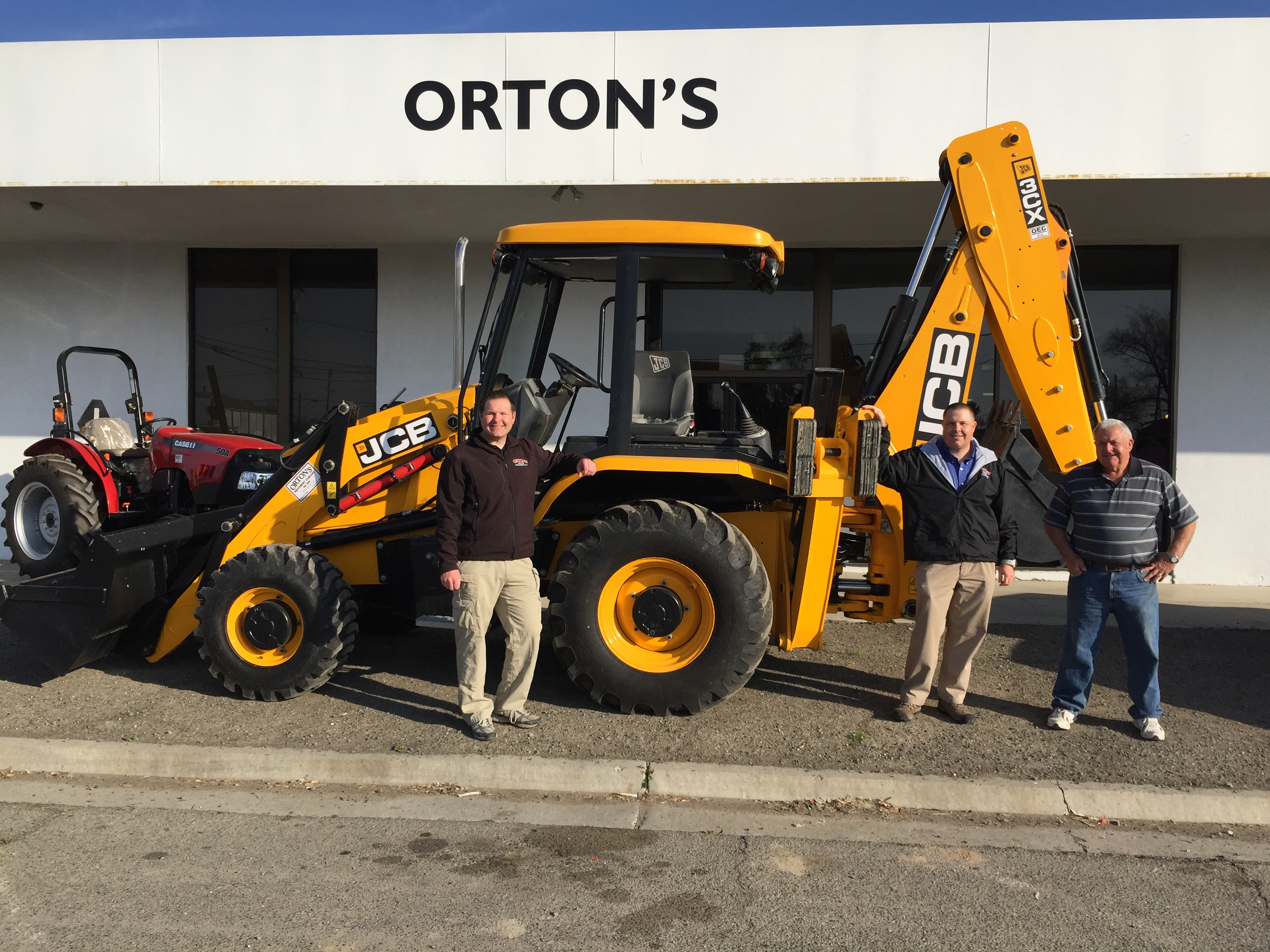 Orton's Equipment Co.
