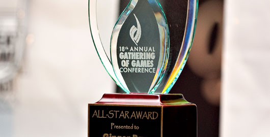 The Great Game of Business All-Star Award
