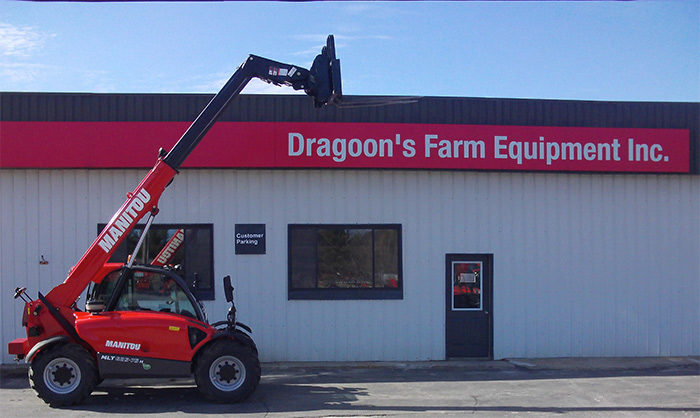 Dragoons Farm Equipment
