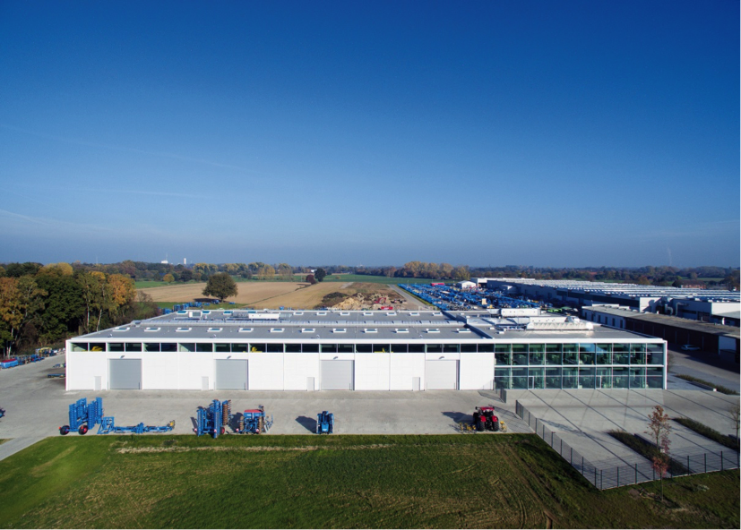 Lemken New Facility