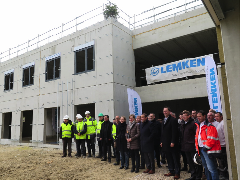 Inauguration of our LEMKEN France headquarters