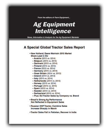 worldwide ag sales