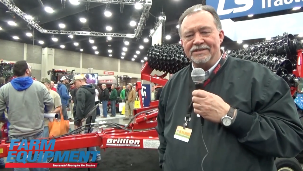 Brillion Farm Equipment NFMS 2016