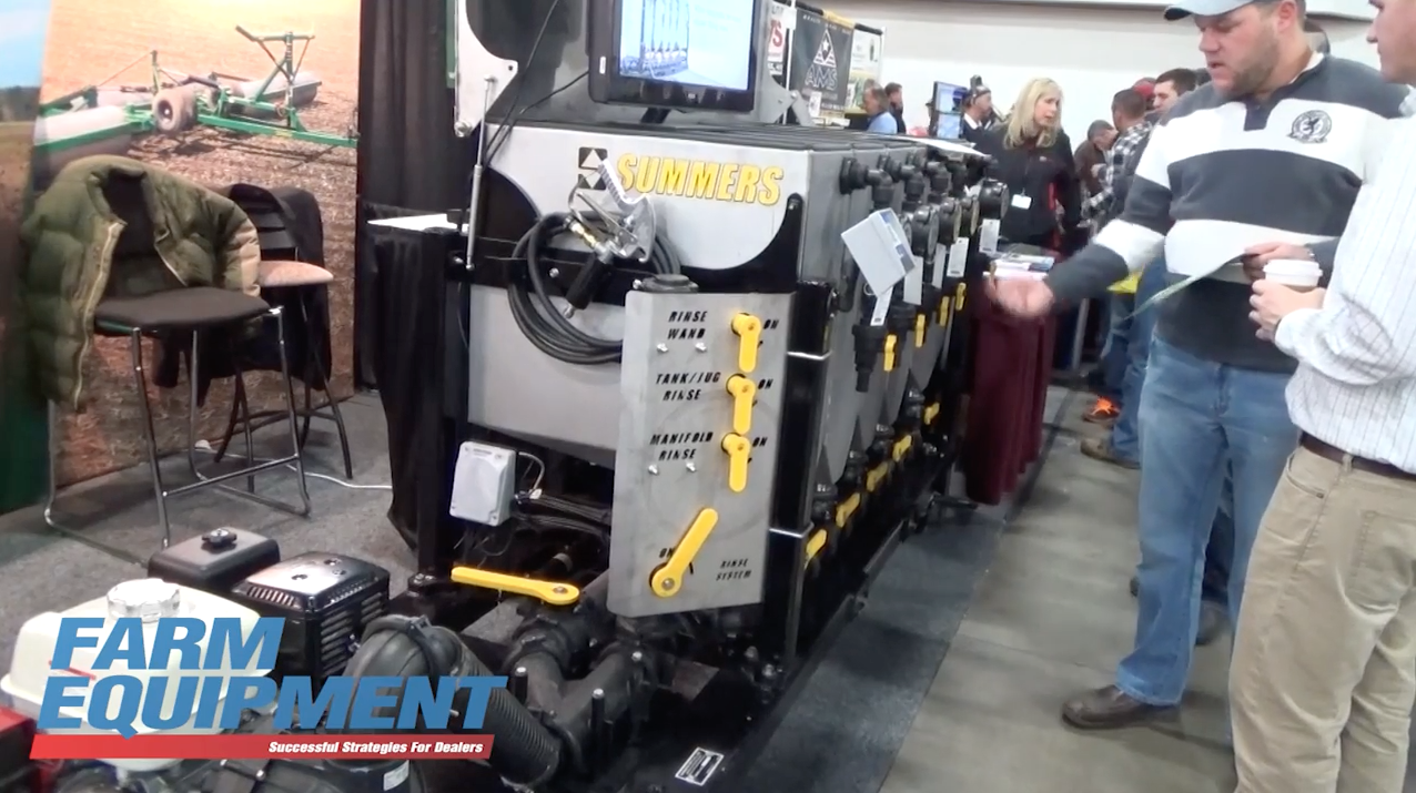 Summers Mfg NFMS 2016