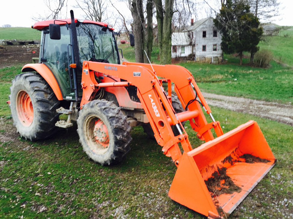 used kubota tractors for sale by owner lawn